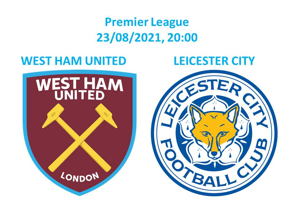 mecz dnia westham leicester